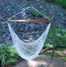how to hang a hammock chair yard envy