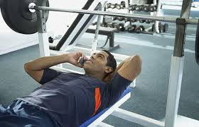 Bench Press No Spotter How To Bench Press When The Bench Press Is Taken Men U0027s Health