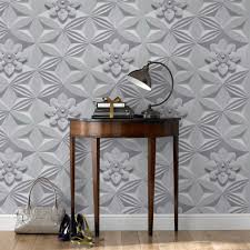 Grey Feature Wall How To Wallpaper A Feature Wall Feature Wall Step By Step Guide