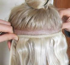 weft hair extensions how to make your own hair extensions with diy wefts