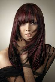 best 25 burgundy hair highlights ideas on pinterest hair color