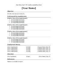 combination resume template combination resume template combination resume template