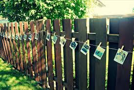backyard fence party decorating ideas backyard fence ideas