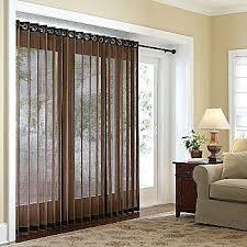 window valances for patio doors best window treatment for sliding