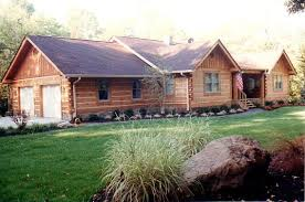 log house home old virginia log homes 800 327 5647