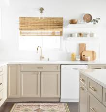 best beige paint color for kitchen cabinets 15 beautiful taupe paint colors centsational style