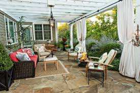 Pergola With Curtains A Of Heaven In Your Backyard 17 Pergola Curtain Decorating