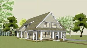Cottge House Plan by Simple Unique Modern Cottage House Plan Afton Cottage Youtube