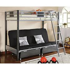 Wood Futon Bunk Bed Futon Bunk Bed