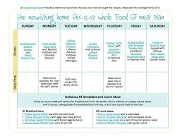 bi weekly whole food meal plan for december 6 u201319 u2014 the better mom