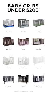 Dream On Me Mini Crib Bedding by Best 20 Cheap Baby Cribs Ideas On Pinterest Cheap Baby