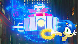 Dimensions by Lego Dimensions Sonic Boss Battle