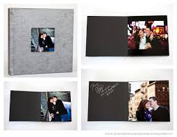 modern wedding guest book engagement shoots transformed leather bound guests books
