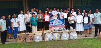 Smc Ceiling Fans Iligan Today Smc Alumni Give 20 Ceiling Fans To Alma Mater