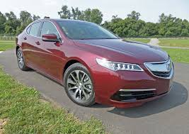 lexus ls vs acura tlx 2015 acura tlx test drive u2013 our auto expert