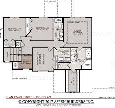 Aspen Heights Floor Plan by Index Aspen Builders