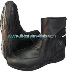 motorcycle riding boots motorcycle police boots mens leather