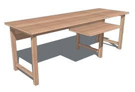 Schreibtisch In L Form Schreibtisch Und Rollcontainer Aus Buche Holzwerkerblog Von