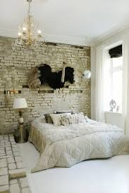 ideas for decorating walls 65 impressive bedrooms with brick walls digsdigs