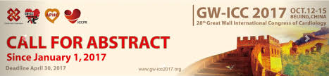 gw icc 28th great wall international congress of cardiology gw icc