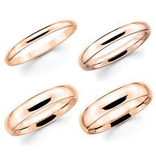 gold fine rings images Rose gold fine rings ebay jpg