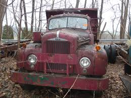 car junkyard broward county old b model mack trucks mack salvage yard antique and classic