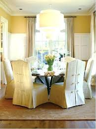White Slipcover Dining Chair Cotton Dining Chair Covers White Slipcover Dining Chair Size