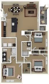 apartment 3 bedroom conveniently located chesapeake apartments the bayberry 3 bedroom