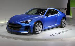 subaru concept cars subaru sti performance concept debuts in new york u2013 news u2013 car and