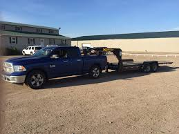 Dodge Ram Cummins Towing Capacity - heavy duty towing the little tank ecodiesel can do it