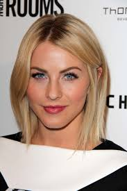how does julienne hough style her hair celeb inspired super chic shoulder length haircuts more com