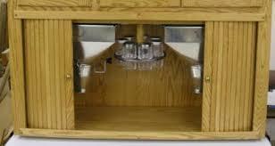 Tambour Door Cabinet Building The Tambour Doors