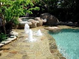 Fountains For Backyard by Play Fountain Pool Yard Ideas Pool Creations Pinterest