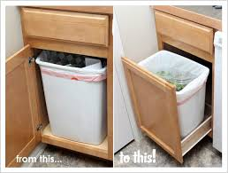 best 25 trash can cabinet ideas on pinterest cabinet trash can
