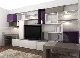 meuble tv avec bureau meuble tv sur mesure 75 78 92 95 du temps