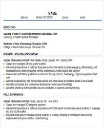 Free Resume Templates For Teachers To Download Free Teacher Resume Templates Download Resume Template And