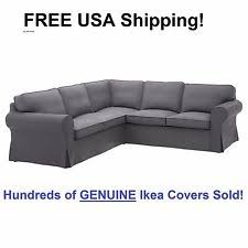 Ebay Sofa Slipcovers by Ektorp Corner Slipcovers Ebay
