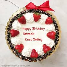 happy birthday cake girlfriend boyfriend tehzeeb