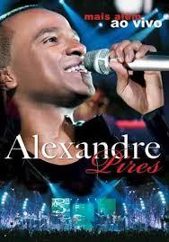 Download DVD   Alexandre Pires   Mais Além Ao Vivo   DVDrip XviD