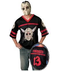 jason hockey jersey halloween costume men costumes