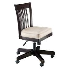 Best Leather Office Chair Desk Chair White Wooden Desk Chairs Back To Best Swivel Chair