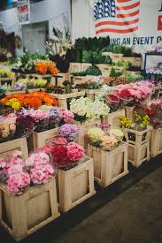 wedding flowers los angeles how to shop the la flower market