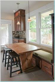 Countrystylekitchentableswithbench Torahenfamiliacom Ideal - Bench style kitchen table