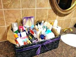 Bathroom Basket Ideas Bath Towel Gift Basket Bath Towel Cake And By A Gift