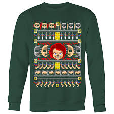 chucky sweater chucky sweater curious rebel