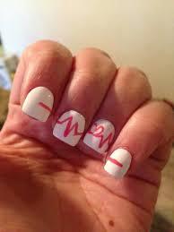 34 best nurse nail design medical nail art images on pinterest