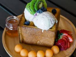 Where To Find Japanese Candy A Guide To Honey Toast In Las Vegas