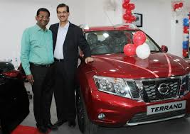 nissan india nissan india steps up its new dealership drive