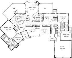 5 bedroom house plans 1 floor plans aflfpw21128 1 european home with 5 bedrooms 4