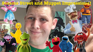 muppets halloween costumes muppets and sesame street impressions youtube